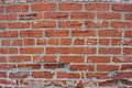 Old weathered brick wall Royalty Free Stock Images