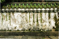 Old weathered grunge wall in china see my other works portfolio Royalty Free Stock Photography