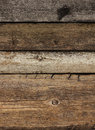 Old weathered rough plank wood texture background Royalty Free Stock Image