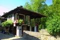 Old weaving workshop house,Etar Bulgaria Royalty Free Stock Photo