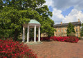 Old Well at Chapel Hill, NC Royalty Free Stock Photo