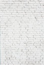 Old White brick wall Texture Royalty Free Stock Photo
