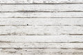 The Old White Wood Texture Wit...