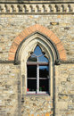 Old window in ottawa of historical building Royalty Free Stock Photography