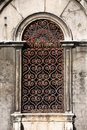 Old window in Venice Royalty Free Stock Images