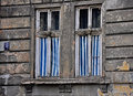 Old windows Royalty Free Stock Photo