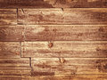 Old Wood Background - Vintage style brown and yellow colors. Stock Photo