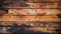 old wood boards on the deck Royalty Free Stock Photo