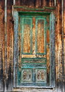 Old wood door Royalty Free Stock Photo
