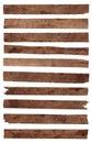 Viejo madera tablón