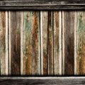 Old wood plank background or texture Stock Images