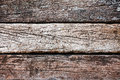 Old wood railway sleepers abstract architecture construction decor vintage wood old surface wood texture natural background design Royalty Free Stock Photo