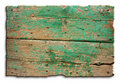 Old wood tablet Royalty Free Stock Photos