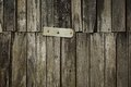 Old wooden background weathered wall texture Stock Photography
