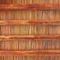 Old wooden ceiling Stock Photography