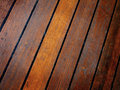 Old Wooden Deck Royalty Free Stock Image
