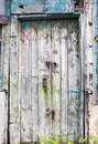 Old wooden doors, textures Royalty Free Stock Photo
