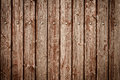 Old wooden fences fence planks as background vertical Royalty Free Stock Photography