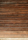 Old wooden log house wall Royalty Free Stock Photos