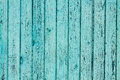 Old wooden planks as background blue rustic Royalty Free Stock Photos