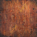 Old wooden planks background with scratches and stains Royalty Free Stock Photos