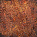 Old wooden planks background with scratches and stains Stock Images