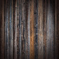 Old wooden planks in the row color background Royalty Free Stock Photography