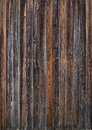Old wooden planks in the row color background on panel Royalty Free Stock Photos