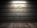 Old wooden wall Stock Image