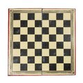 Old chess board
