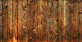 Old worn out wooden planks background Royalty Free Stock Photo