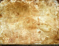 Old yellow paper background Royalty Free Stock Photo