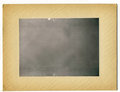 Old yellow textured photo paper Royalty Free Stock Photo