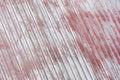 Old zine texture zinc peeling paint Royalty Free Stock Image