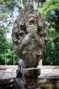 Older Naga Statue