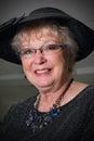 Older Smiling Lady