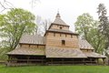 The oldest eastern orthodox church architecture in poland in radruz from th century Stock Photo