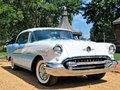 1955 Oldsmobile Royalty Free Stock Photo