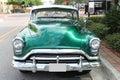 Oldsmobile Car Royalty Free Stock Photo