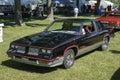 Oldsmobile hurst olds Royalty Free Stock Photo
