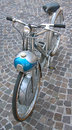 Oldtimer bike Stock Photos
