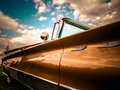 Oldtimer buick electra car Royalty Free Stock Photography
