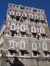 Oldtown Sanaa - Yemen Stock Photos
