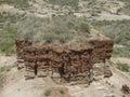 Olduvai Gorge detail Royalty Free Stock Images