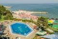 Olimp Summer Resort In Romania Royalty Free Stock Photo