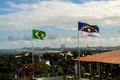 Olinda, located in Pernambuco state, Brazil Royalty Free Stock Photo