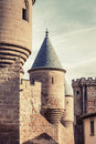 Olite Castle Royalty Free Stock Photos