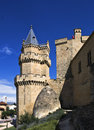 Olite, Navarra, Spain Stock Photography