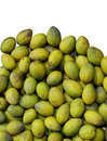 Olive background Royalty Free Stock Photo