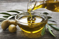 Royalty Free Stock Photos Olive oil